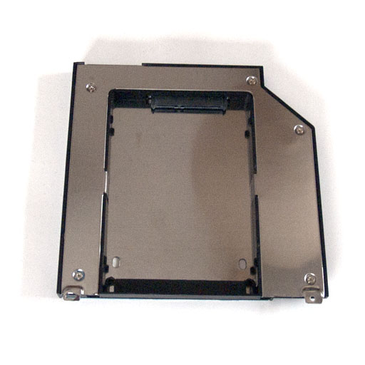 2nd Hard drive bracket for Unibody Macbook (Pro)