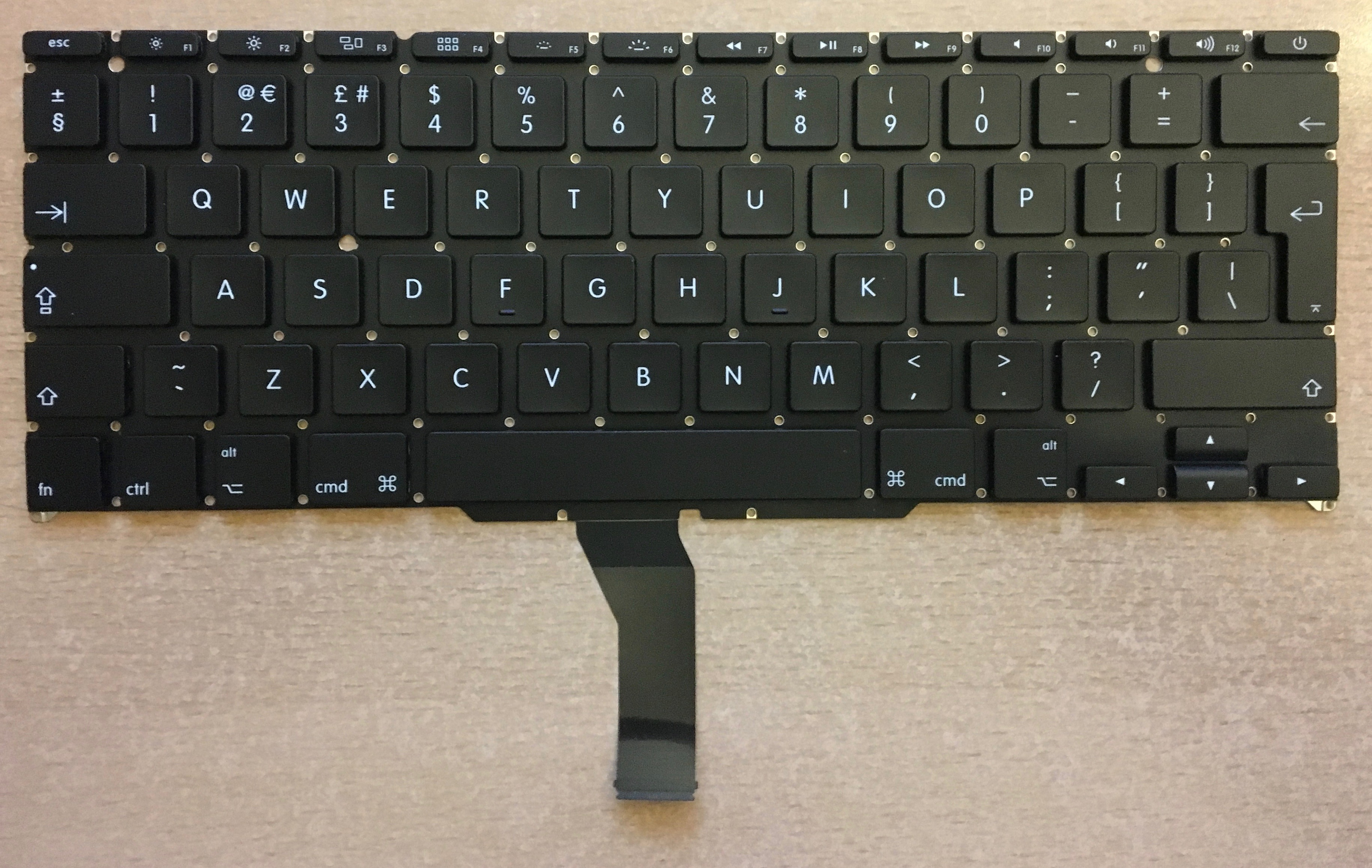 A1369, A1466 MacBook Air Keyboard