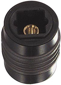 Optical Toslink coupler