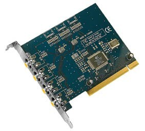 PCI Surceillance Card. (4 cams)