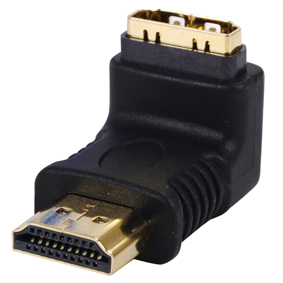 Winkelstecker HDMI Adapter, 90º