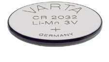 Varta CR2025 Battery